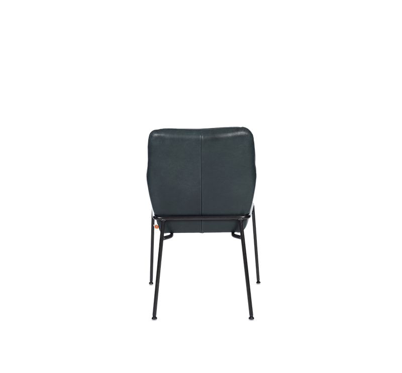 Jolly Diningchair Old Glory Luxor Navybleu Back Kopiëren