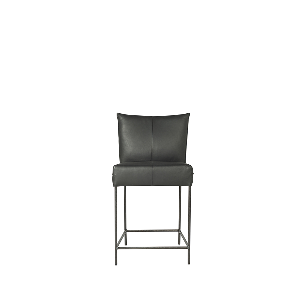 Forward Barstool Without Bonanza Black Front