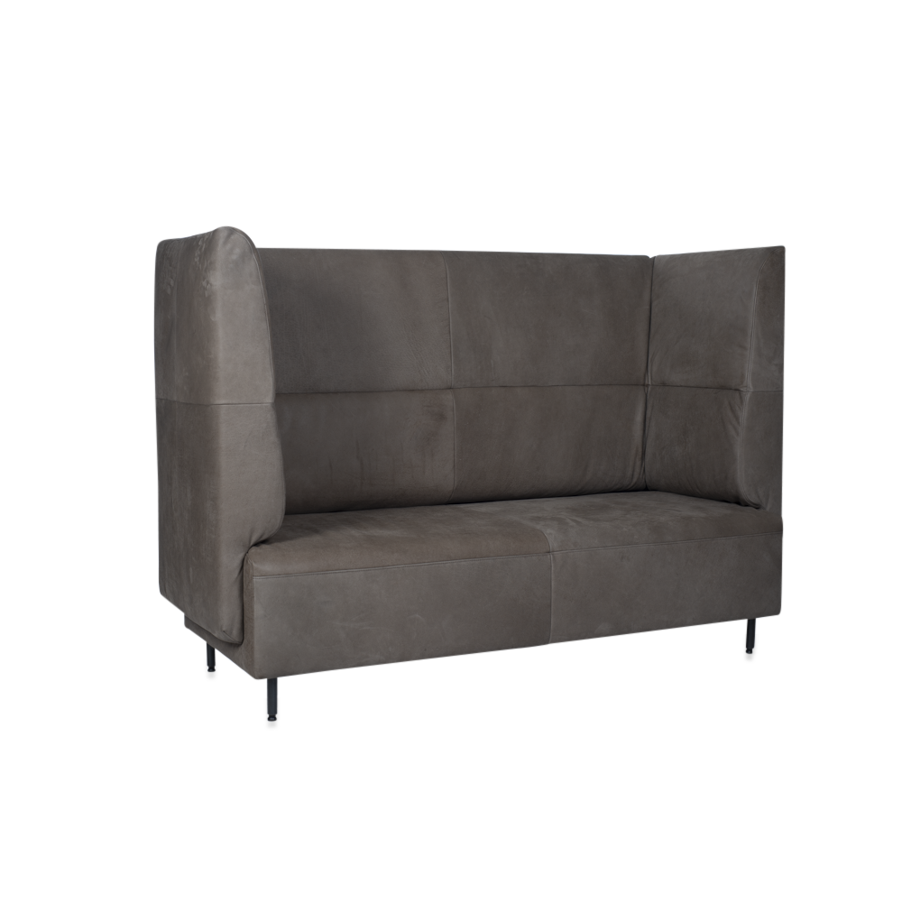 Tray Sofa 2,5Seats 2Arms High Aurula Stone Pers Kopiëren