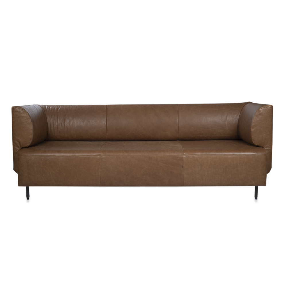 Tray Sofa 2Arms Low Luxor Fango Light Voor Kopiëren